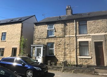 Thumbnail 3 bed end terrace house to rent in Camm Street, Sheffield