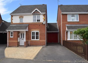 Thumbnail 2 bed link-detached house for sale in Upton Drive, Maple Park, Nuneaton