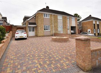 Thumbnail 3 bedroom semi-detached house for sale in Carmel Road, Winch Wen, Swansea