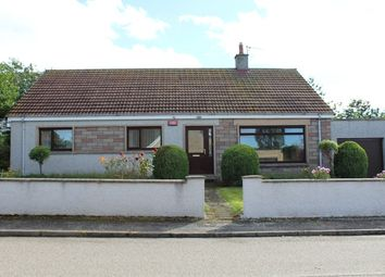 Thumbnail 4 bed detached bungalow for sale in 13 Woodside Place, Fochabers