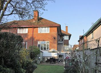 Thumbnail 2 bed flat for sale in Gibson Way, Saffron Walden