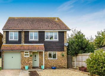 Thumbnail 5 bed detached house for sale in Belle Meade Close, Woodgate, Chichester