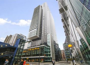 Thumbnail 1 bed property to rent in The Heron Tower, 5 Moor Lane, London