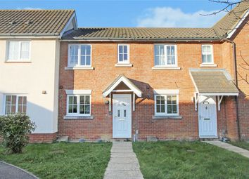 Thumbnail 2 bedroom terraced house for sale in Chaffinch Walk, Great Cambourne, Cambourne, Cambridge
