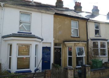 Thumbnail 2 bedroom terraced house to rent in Tennyson Road, Cowes