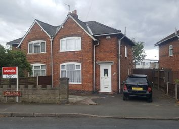 Thumbnail 3 bedroom semi-detached house to rent in Tame Street, Walsall, West Midlands
