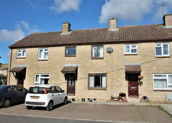 Thumbnail 3 bed terraced house for sale in Bendy Bow, Oaksey, Wiltshire