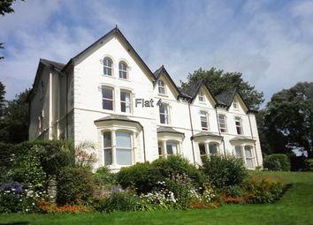 Thumbnail 2 bed flat for sale in Off Balkan Hill, Aberdovey Gwynedd