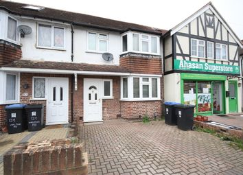 Thumbnail 2 bed terraced house to rent in Walton Road, Woking