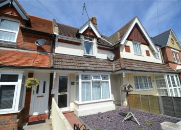 Thumbnail 3 bed terraced house to rent in St Marys Road, Clacton-On-Sea, Essex