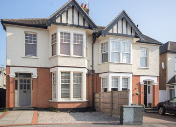 Thumbnail 3 bed semi-detached house to rent in Howard Road, Upminster