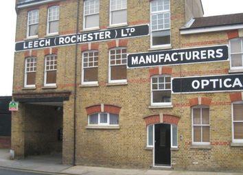 Thumbnail 1 bed flat to rent in Leech Court, 277 High Street, Rochester, Kent