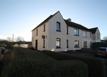 Thumbnail 3 bed flat for sale in Factory Road, Cowdenbeath, Fife