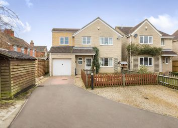 Thumbnail 5 bed detached house for sale in Oxford Road, Calne