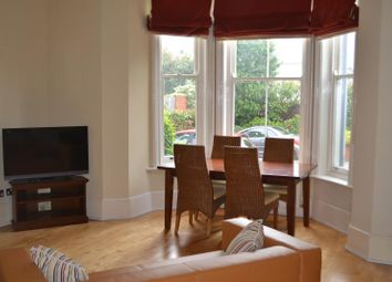 Thumbnail 2 bedroom flat to rent in Flat 3 Haddon House, Cavendish Crescent North, The Park, Nottingham