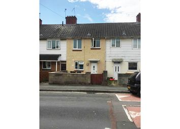 Thumbnail 3 bed terraced house to rent in Maesglas Crescent, Newport