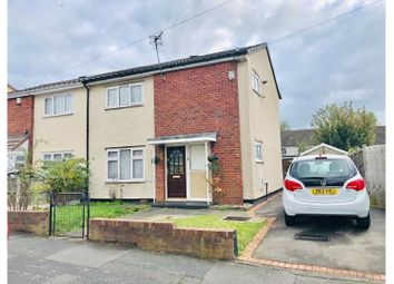 Thumbnail 3 bed semi-detached house to rent in Wellcroft Street, Wednesbury