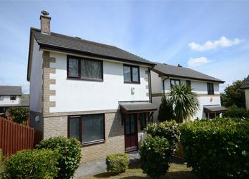 Thumbnail 3 bed detached house for sale in Carrine Road, Newbridge, Truro, Cornwall