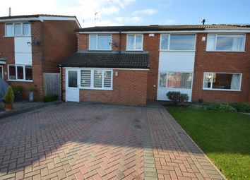 4 bed semi-detached house for sale in Hobby Close, Broughton Astley, Leics LE9