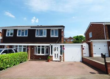 Thumbnail 2 bed semi-detached house for sale in Scammerton, Wilnecote, Tamworth, Staffordshire