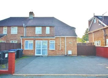 3 bed semi-detached house for sale in Knaphill, Woking, Surrey GU21