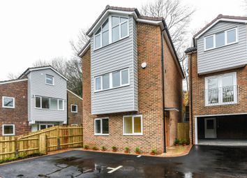 Thumbnail 4 bed detached house for sale in Mayles Lane, Wickham, Fareham