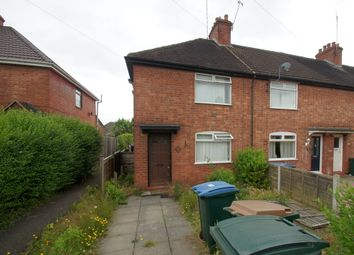 Thumbnail 4 bed end terrace house to rent in Cornwall Road, Coventry