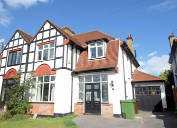 Rayleigh Road, Hadleigh, Benfleet SS7. 4 bed semi-detached house