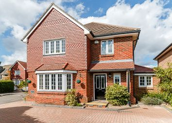 Thumbnail 4 bed detached house for sale in Green Lane, Chertsey