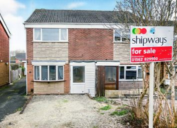 3 bed semi-detached house for sale in Brooklands Drive, Kidderminster DY11