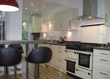 Thumbnail 7 bed semi-detached house to rent in Park Gate Avenue, Withington, Manchester