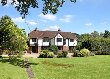 Thumbnail 5 bedroom detached house for sale in Shrubbs Hill, Chobham, Surrey