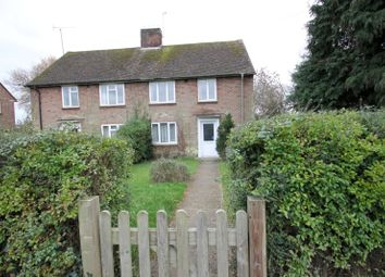 Thumbnail 3 bed semi-detached house to rent in Oakfield Road, Cowfold, Horsham
