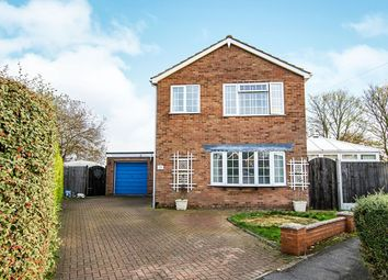 Thumbnail 4 bed detached house for sale in Earlsfield, Branston, Lincoln