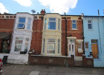 Thumbnail 3 bed terraced house to rent in Inhurst Rd, Copnor