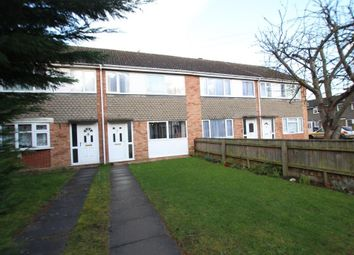 Thumbnail 3 bed terraced house for sale in Guntons Close, Soham, Ely