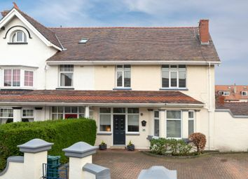 Thumbnail 4 bed end terrace house for sale in St. Davids Place, Llandudno