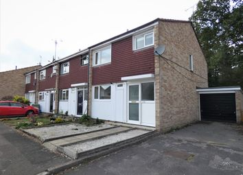 Thumbnail 3 bed semi-detached house to rent in Lakeside Gardens, Farnborough, Hampshire