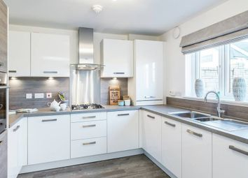 """Thumbnail 3 bed semi-detached house for sale in """"The Annick"""" at Cassidy Wynd, Balerno"""