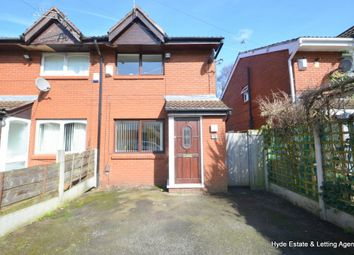 Thumbnail 2 bed semi-detached house to rent in Pelham Place, Manchester