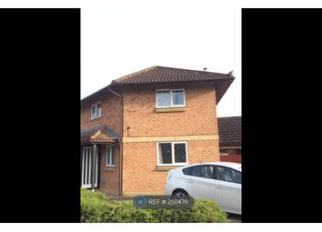 Thumbnail 3 bedroom semi-detached house to rent in Albury Court, Milton Kynes