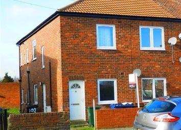 Thumbnail 3 bedroom flat to rent in Roman Avenue, Walker, Newcastle Upon Tyne
