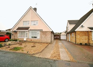 Thumbnail 2 bed semi-detached house for sale in Hawkins Road, Alresford, Colchester