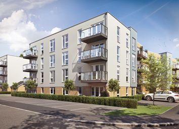 Thumbnail 2 bed flat for sale in Station Road, Addlestone