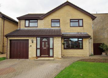 Thumbnail 4 bed detached house for sale in Hamworthy Road, Swindon
