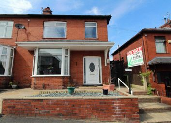 Thumbnail 3 bedroom semi-detached house for sale in Barcroft Road, Bolton