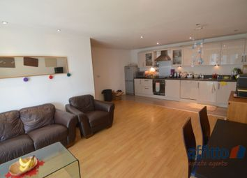 Thumbnail 2 bed flat to rent in Masshouse Plaza, Birmingham