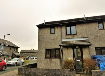 Thumbnail 3 bed end terrace house to rent in Goverseth Road, Foxhole, St. Austell