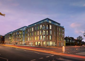 Thumbnail 1 bedroom flat for sale in Plot 37, Trinity Square, High Road, Finchley, London