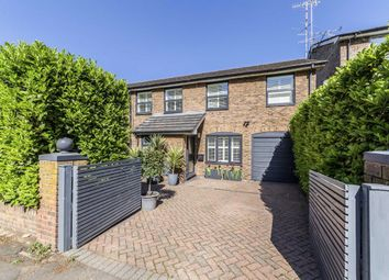 Thumbnail 3 bed terraced house to rent in Beaumont Close, Kingston Upon Thames